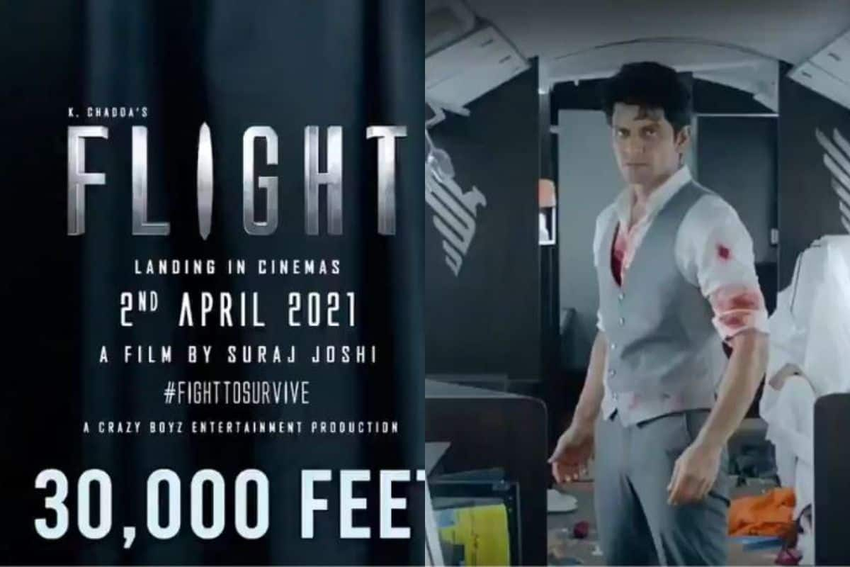 Ahead of Flight Movie Release, Mohit Chadda Treats Fans With New Teaser