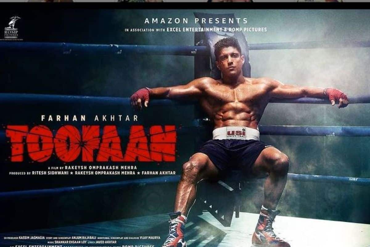 Farhan Akhtar Inspirational Sports Drama Gets a Release Date, Teaser to be Out on March 12