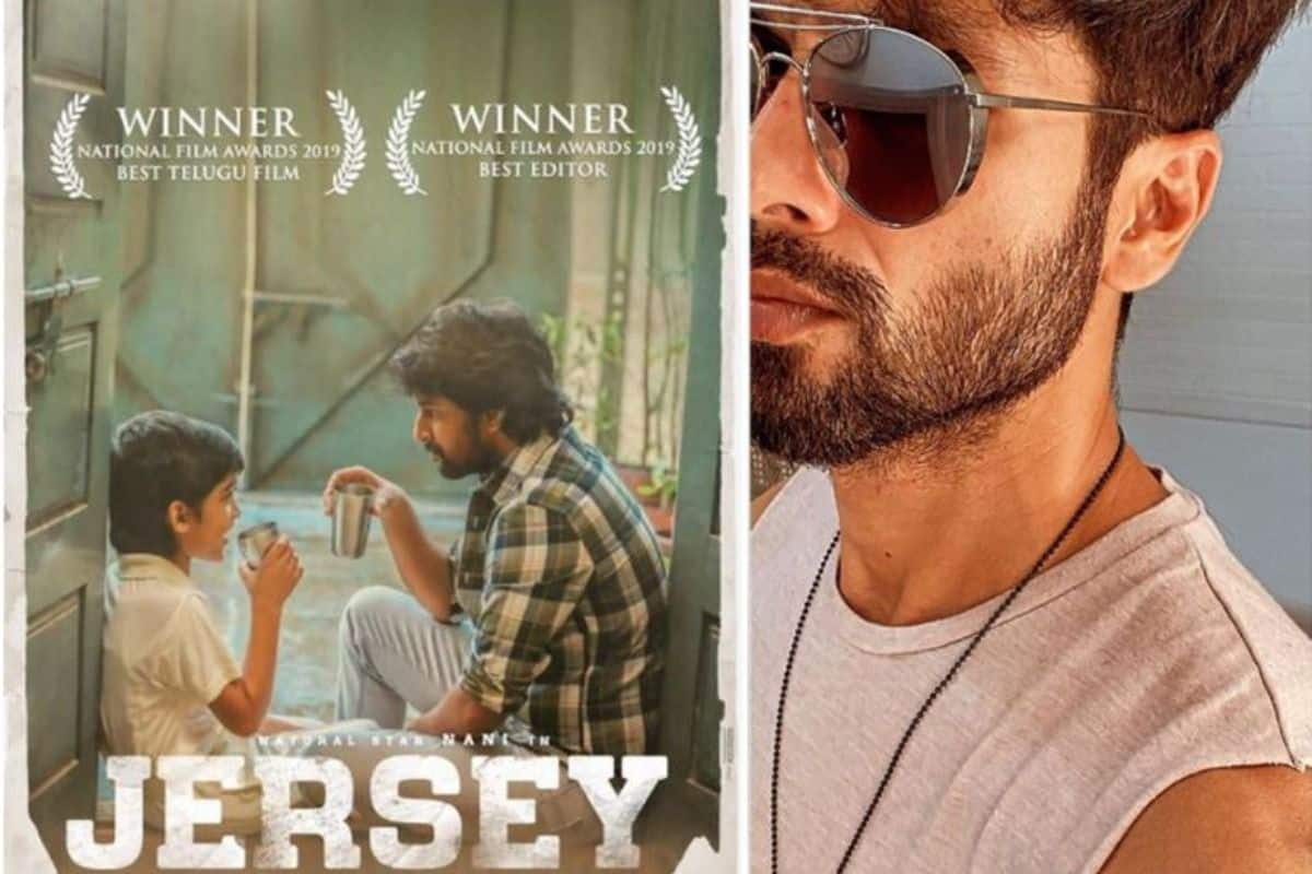 Shahid Kapoor Feels Extra Pressure After Team Jersey Wins 67th National Film Awards, Congratulates in Hilarious Post