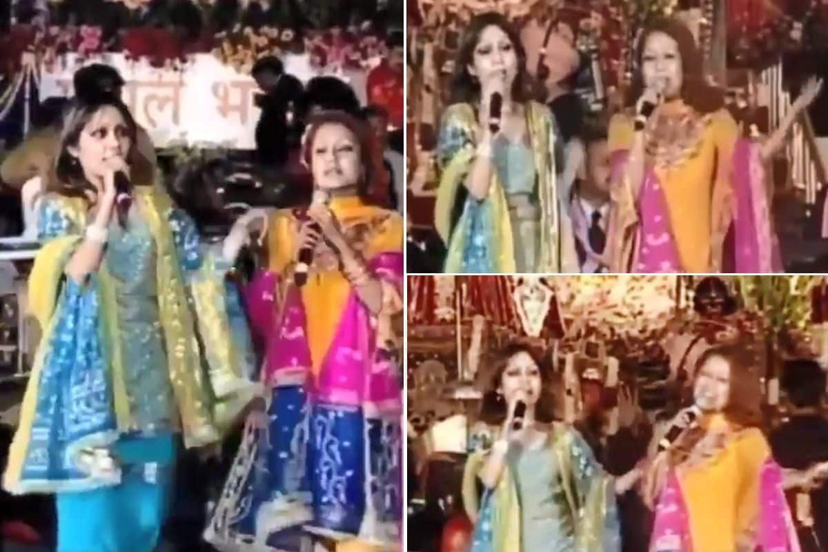 Neha Kakkar, Sonu Kakkar Sing Folk Punjabi Song at Jagran, Throwback Video Goes Viral