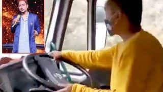 Indian Idol 12 Contestant Pawandeep Rajan Drives on Mountain Road, Video is Breaking Internet