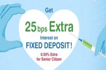 Central bank of India FD rates calculator 2021 senior citizens covid  vaccines