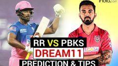 PBKS vs RR Dream11 Team Prediction IPL 2021, Match 32