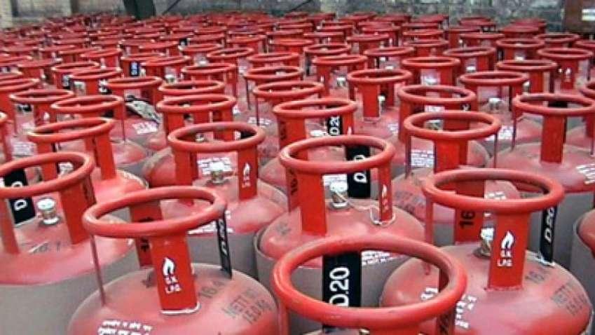 LPG cylinder cashback offer