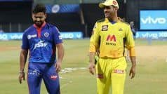 IPL: Dhoni Fined For 12 Lakhs For Slow Over-Rate in CSK's Season Opener vs Delhi Capitals