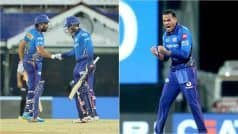 IPL 2021 Points Table: Mumbai Claim Top Spot After Beating SRH, Rahul Chahar Becomes Joint No.1 in Purple Cap Tally