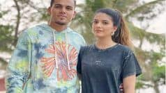 Loved up! Rahul Chahar's HOT Hairstylist is Keeping Social Media Abuzz