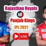 MATCH HIGHLIGHTS RR vs PBKS IPL 2021, Match 4 Updates: Samson Hundred in Vain; Punjab Beat Rajasthan by 4 Runs