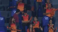 WATCH! Video of SRH Fan Girl Without a Mask at MA. Chidamabaram Stadium Goes Viral