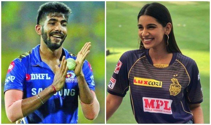 Jasprit Bumrahs Wife Sanjana Ganesan Will Support Kolkata ...
