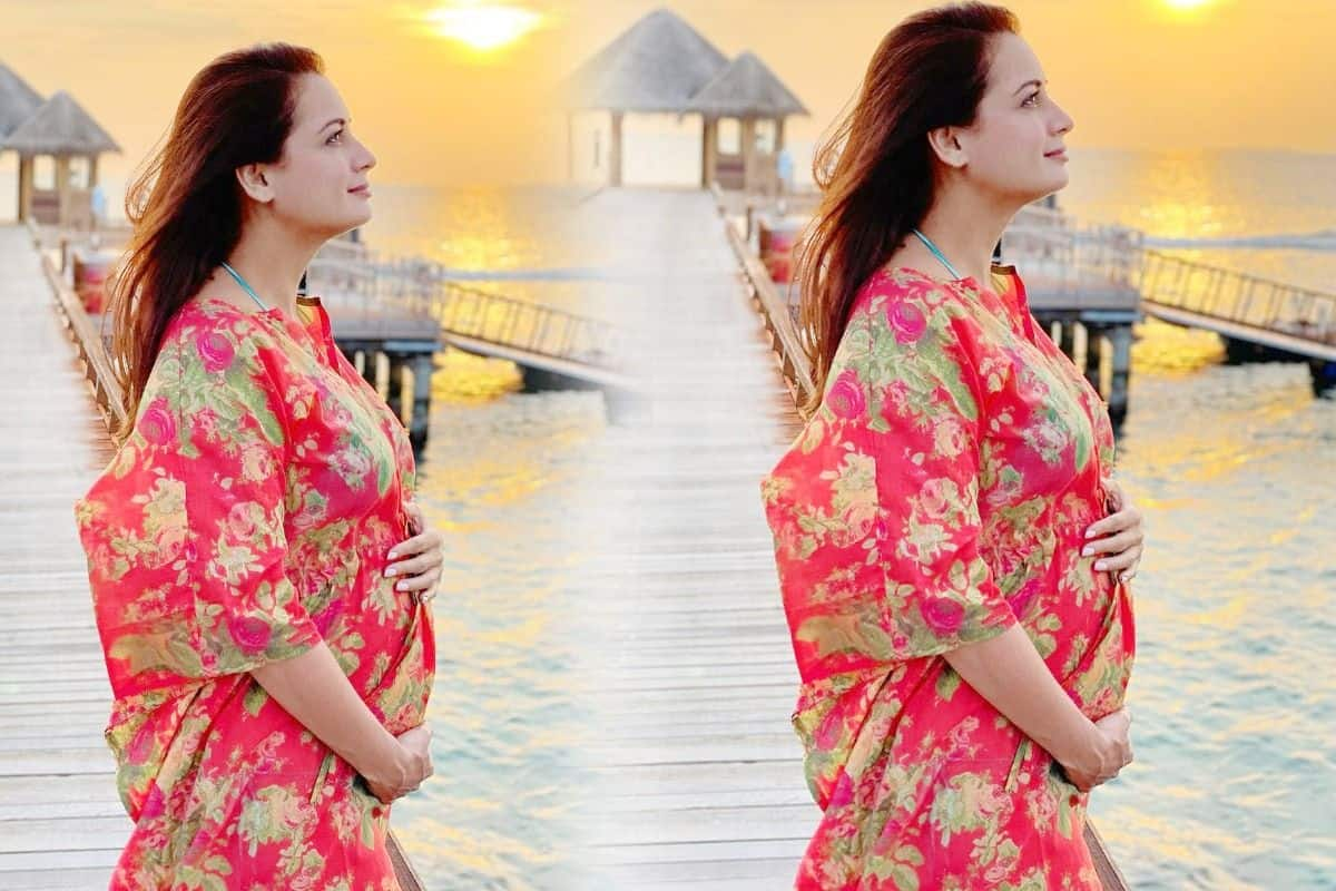 Dia Mirza Gives Back To Troll Who Questioned Her Pregnancy, Says 'Didn't Marry Because I Was Expecting'