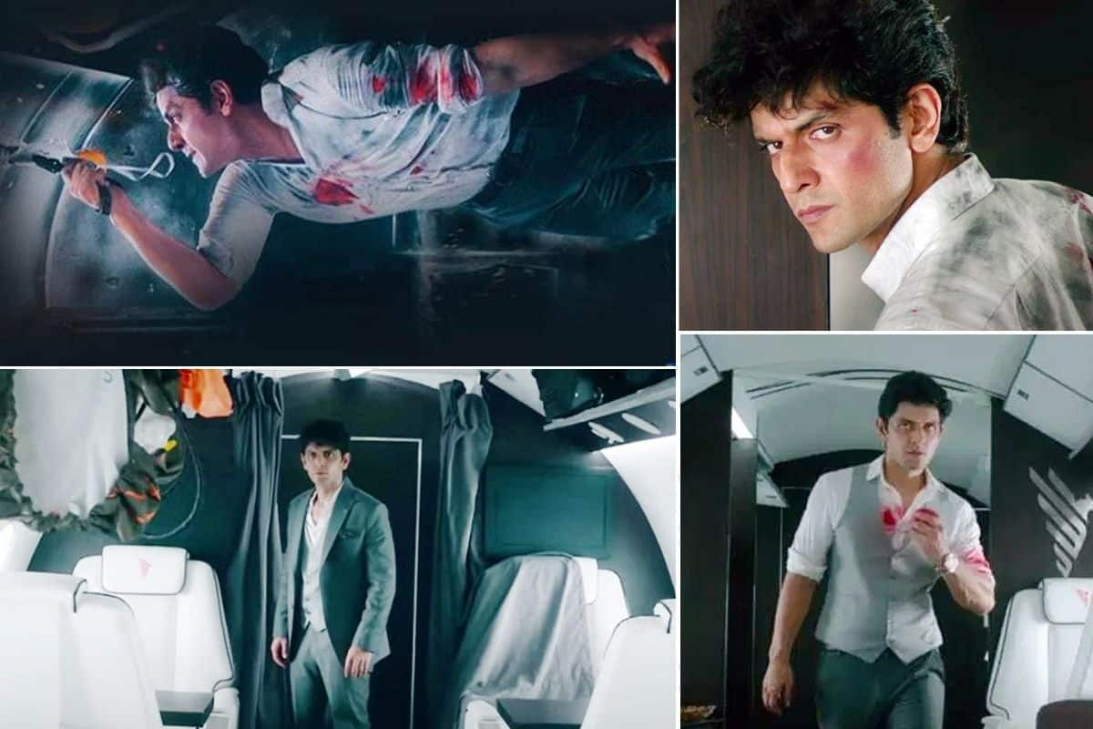 Mohit Chadda starrer Flight Exceeds Expectations, Critics Hail Unique Plot And Thrilling Moments