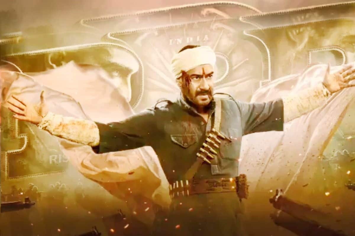 Ajay Devgn's Heroic Look From SS Rajamouli's RRR Will Surely Raise Your Excitement Level For The Movie