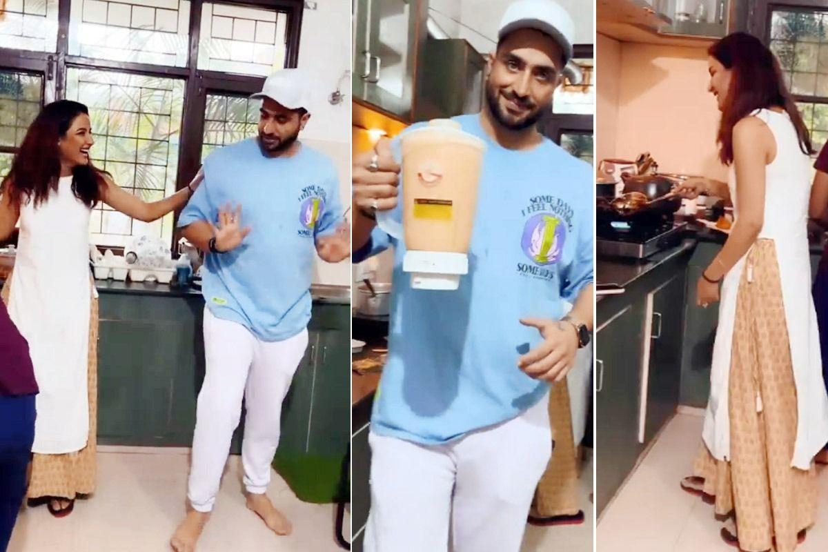 Ghar Ki Bahu Jasmin Bhasin Prepares Iftaar at Aly Goni House, Fans Cant Stop Gushing