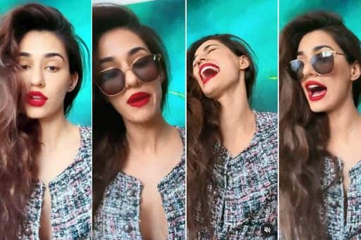 Disha Patani is Winning Hearts As She Goes All ROFL in Latest Video, It Will Make You Laugh Hard Too