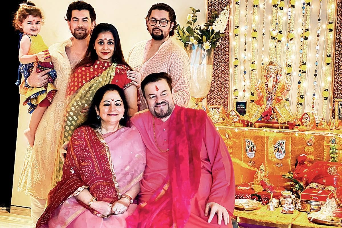 Neil Nitin Mukesh And His Family Test Positive For COVID-19 Despite Staying Home