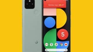 CONFIRMED: Google Pixel 5a 5G Coming This Year – Check Price, Specifications