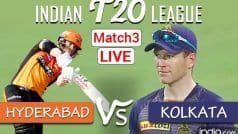 Match Highlights SRH vs KKR IPL 2021: Nitish Rana Shines as Kolkata Beat Hyderabad by 10 Runs in Their Opening Match