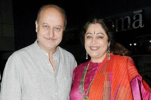 Confirmed: Kirron Kher Diagnosed With Blood Cancer, Anupam Kher Calls Her a 'Fighter'