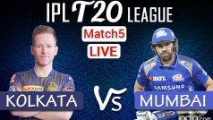 Match Highlights KKR vs MI, IPL 2021: Rahul Chahar Inspires Mumbai to 10-Run Win Over Kolkata