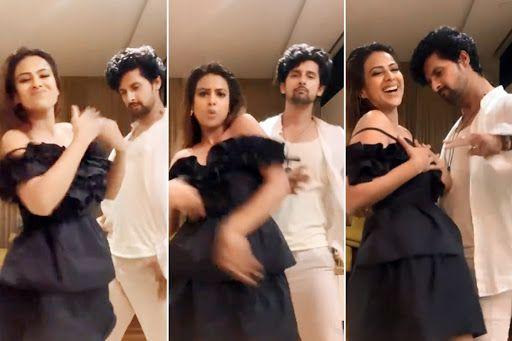 Nia Sharma, Ravi Dubey