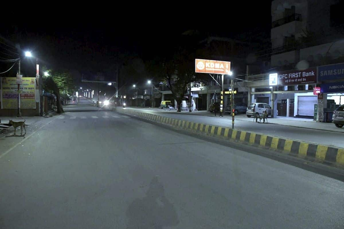 Telangana Lockdown: Night Curfew Extended For 7 More Days Till May 8 | Details Here