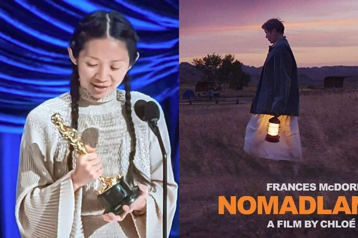 Chloe Zhao Wins Best Director For Nomadland, Becomes First Woman of Color And Second Woman to Get This Award