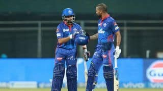 IPL 2021 CSK vs DC: Shikhar Dhawan, Prithvi Shaw Dominate Chennai Bowlers as Delhi Capitals Register 7-Wicket Win
