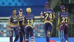 IPL 2021 Points Table After SRH vs KKR: Kolkata on Second as Delhi Stay on Top; Shikhar Continue to Lead Orange Cap Race; Harshal Holds Purple