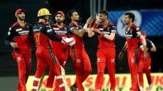 IPL 2021 Points Table After SRH vs RCB: Royal Challengers Bangalore Move to Top; Harshal Reclaims Purple Cap, Rana Holds Orange
