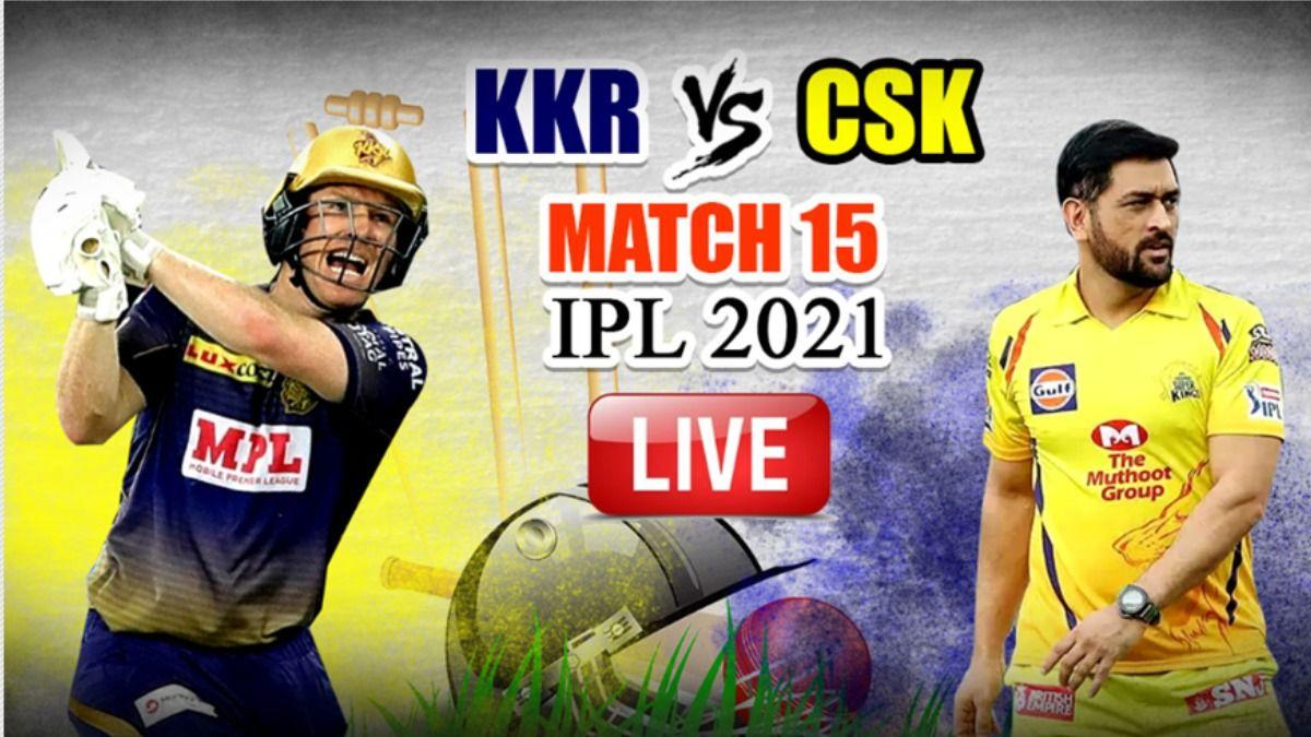 Match Highlights KKR vs CSK IPL 2021: Cummins, Russell's Heroics Go in Vain as Chennai Beat Kolkata by 18 Runs