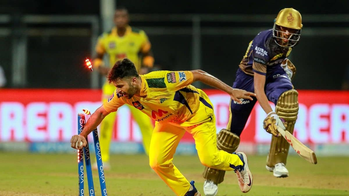 IPL 2021: CSK Beat KKR by 18 Runs