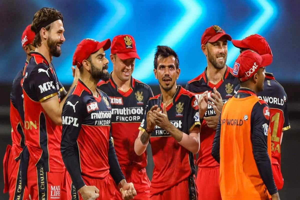 IPL 2021 Points Table After RCB vs RR: Royal Challengers Bangalore Reclaim Top Spot Shikhar Dhawan Dons Orange Harshal Patel Takes Lead in Purple Cap