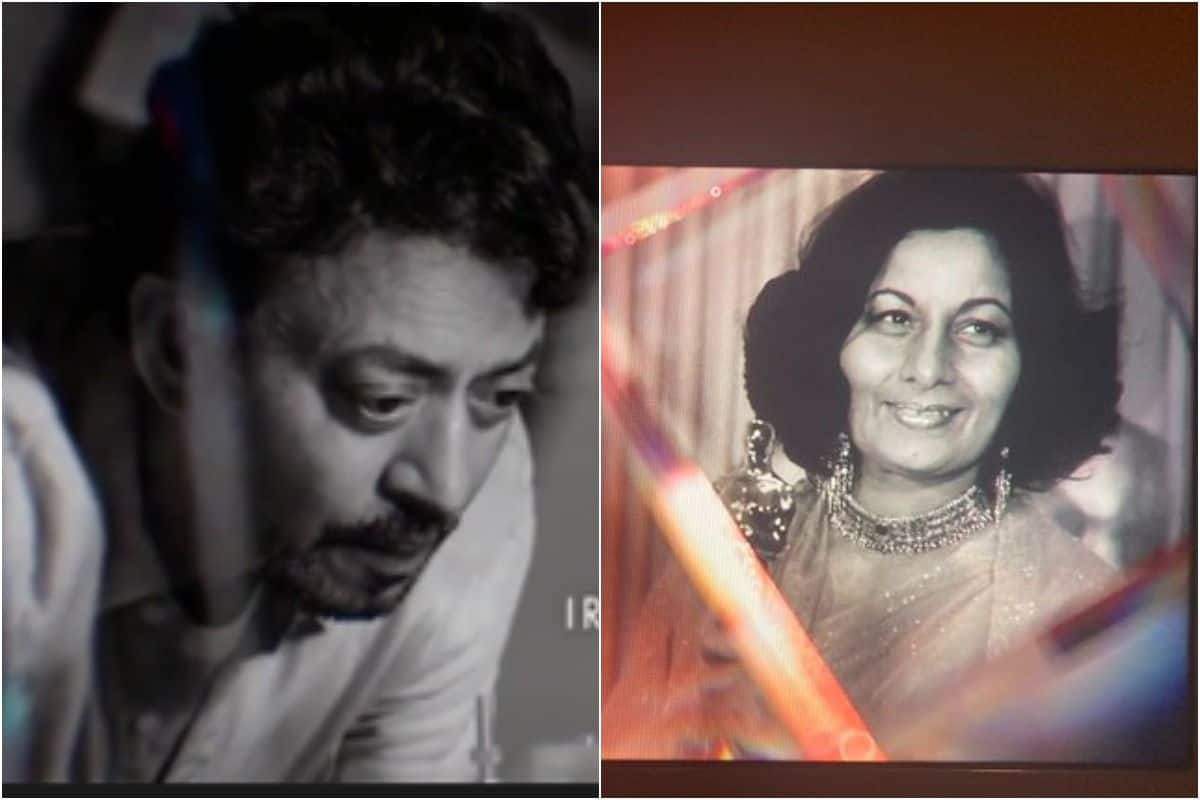Irrfan Khan And Bhanu Athaiya Feature in Memoriam Section, Netizens Say Miss You Forever
