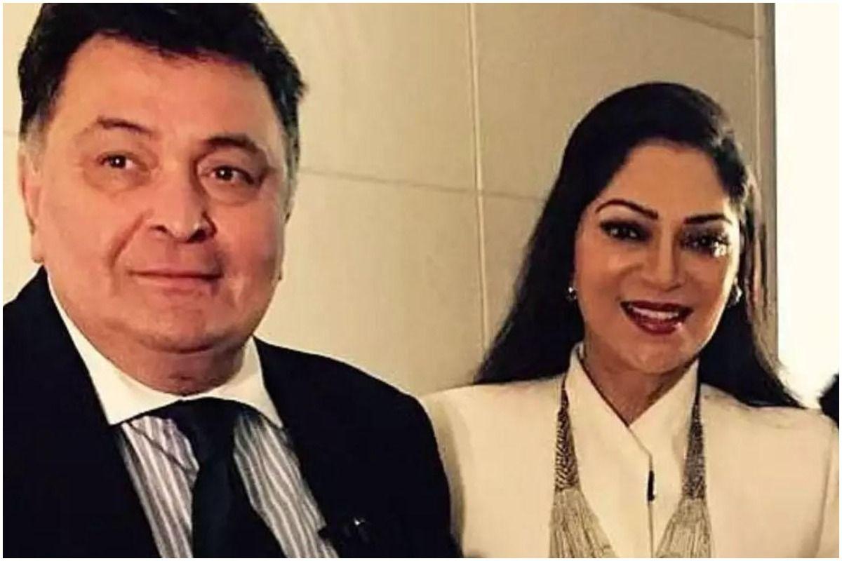 Rishi Kapoor Death Anniversary   Simi Garewal recalls the last time she met Neetu Kapoor, Rishi Kapoor