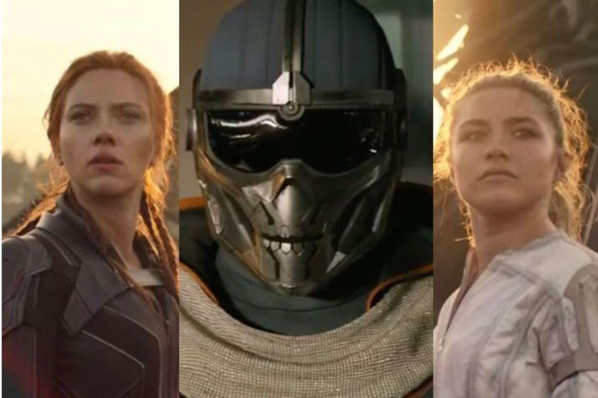 Netizens Are Divided Over Young Natasha Romanoff Aka Scarlett Johansson And Taskmaster