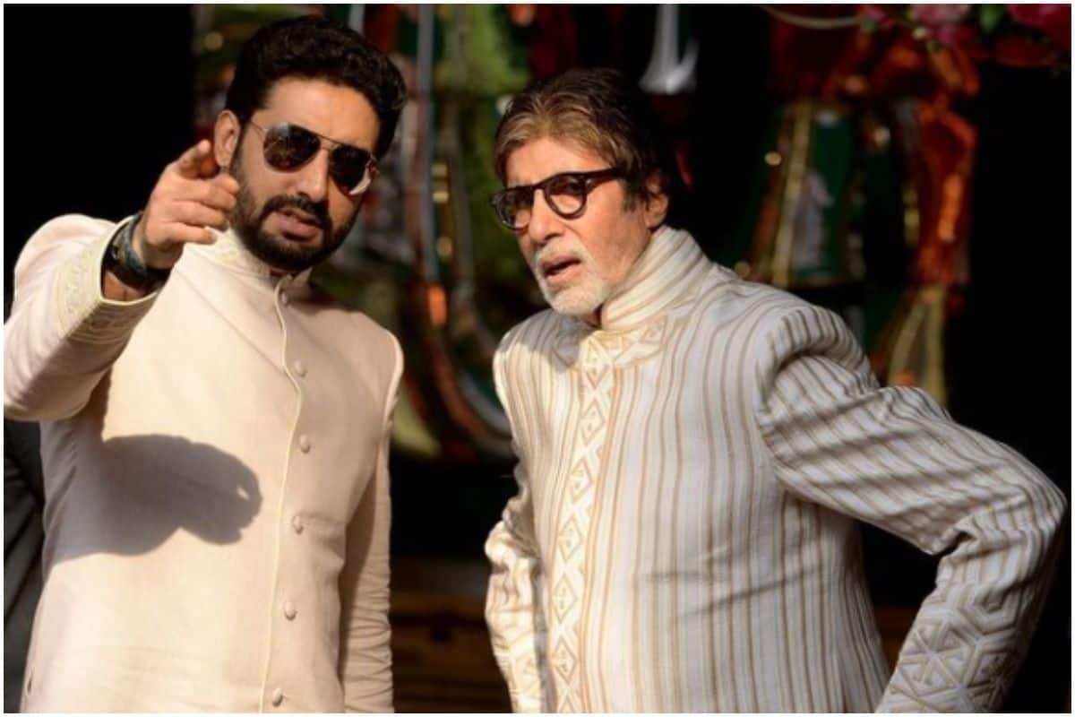 Amitabh Bachchan Pens an Emotional Note After Watching Son Abhishek