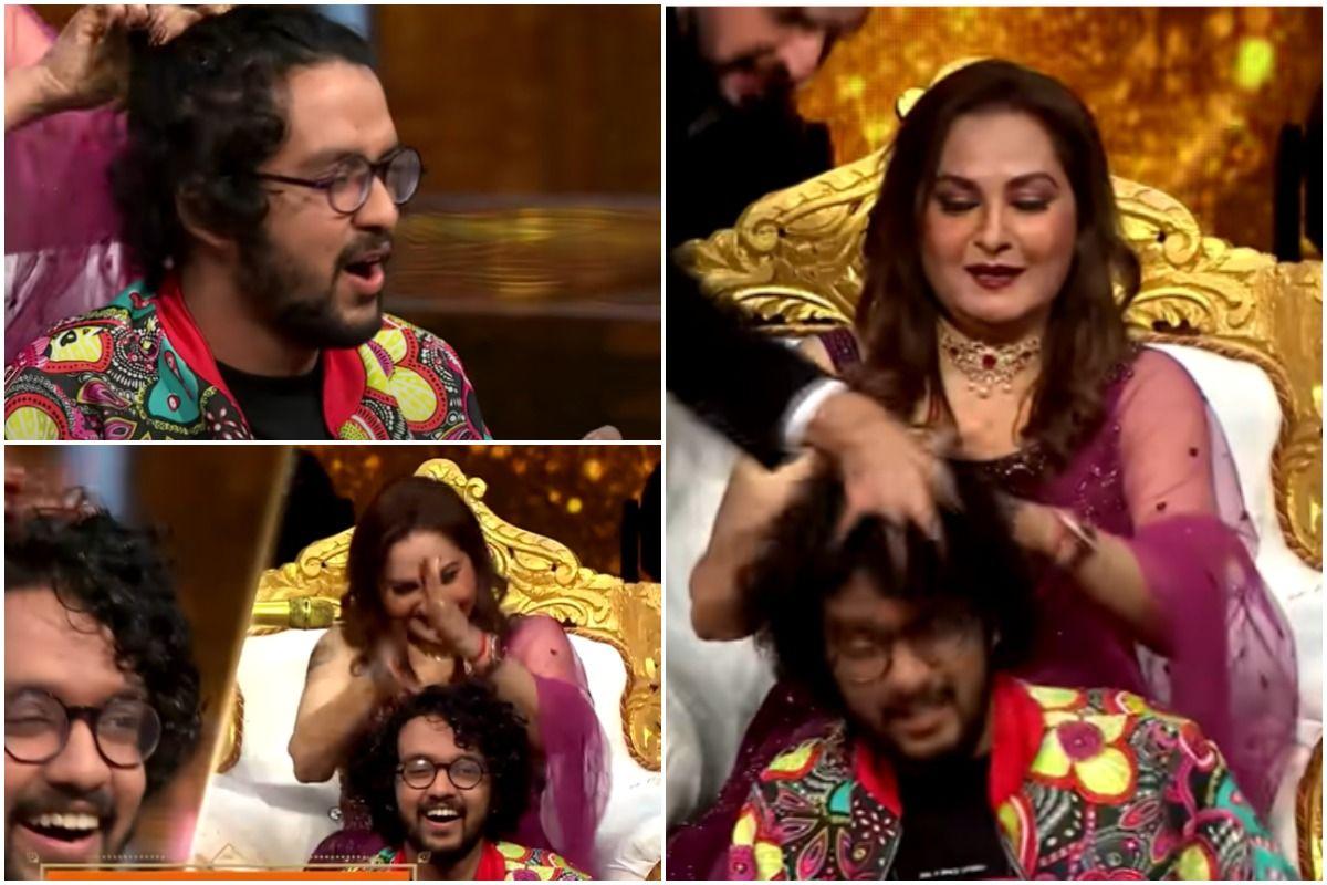 Indian Idol 12: Jaya Prada To Give A Head Massage To Idol Nihal Tauro, Tap Feet on Dhafli Wale Dhafli Baja