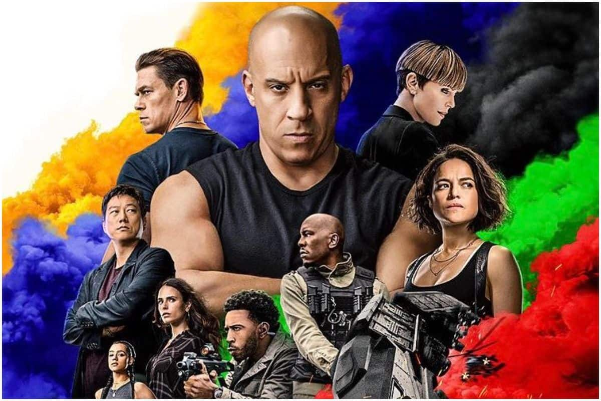 Fast & Furious 9 Trailer Prepares the Family for John Cena and Space