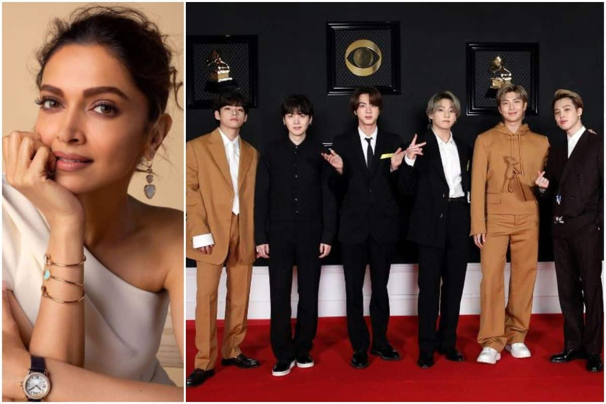 'Is Deepika Padukone A BTS ARMY Member?', Ask Fans As She Likes Louis Vuitton's Post Featuring Global K-pop Sensation