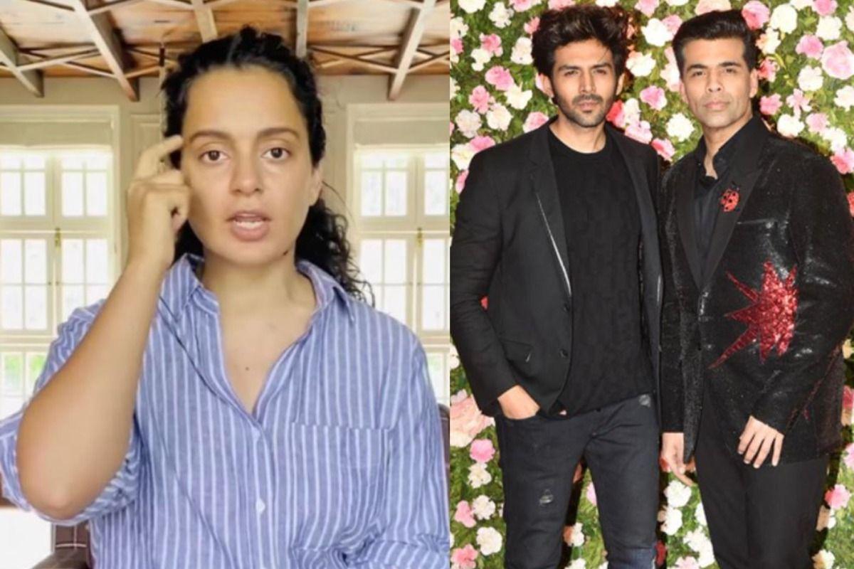 Kangana Ranaut Humiliates Karan Johar Amid Dostana 2 Recasting