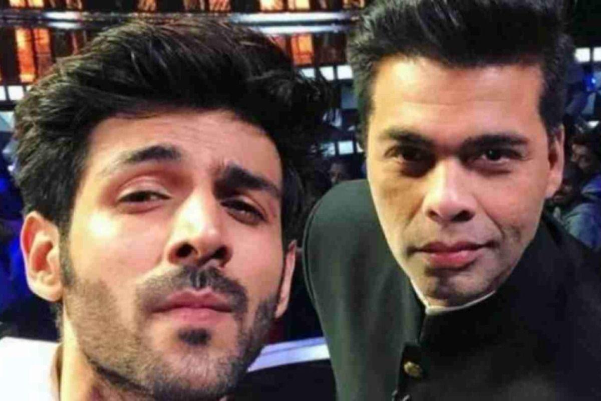 Karan Johar Unfollows Kartik Aaryan on Instagram After Dostana 2 Recasting, Actor Still Follows Him