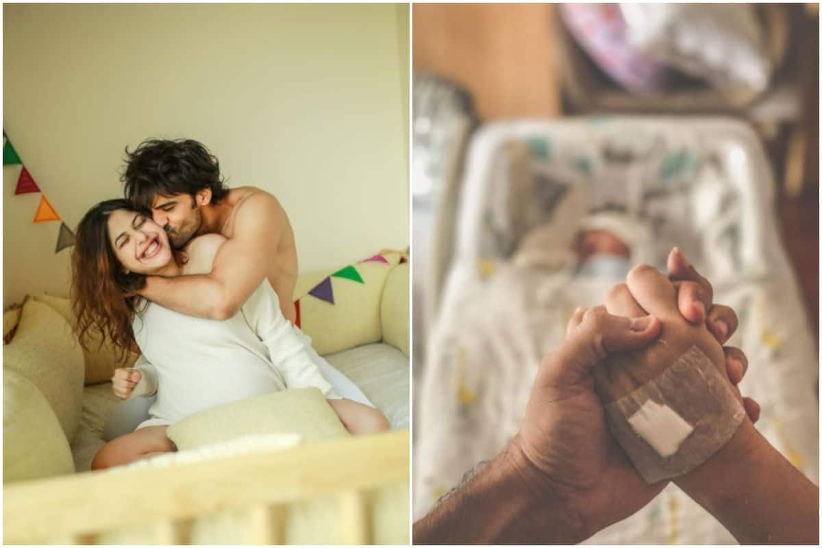Mohit Malik, Wife Addite Blessed With A Baby Boy, Share First Pic