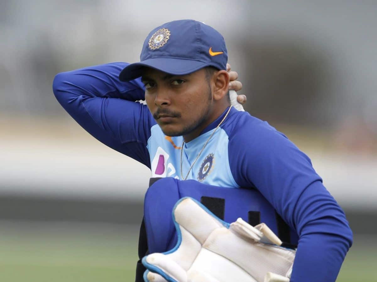 Prithvi Shaw Work Ethic Under Scanner as Ricky Ponting Reveals He Does Not  Bat in Nets When Out of Form | Cricket News
