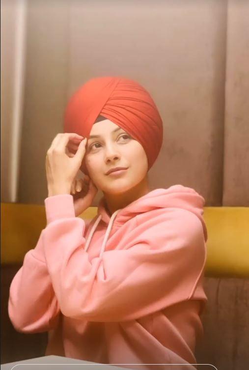 Shehnaaz Gill as Sardar Ji