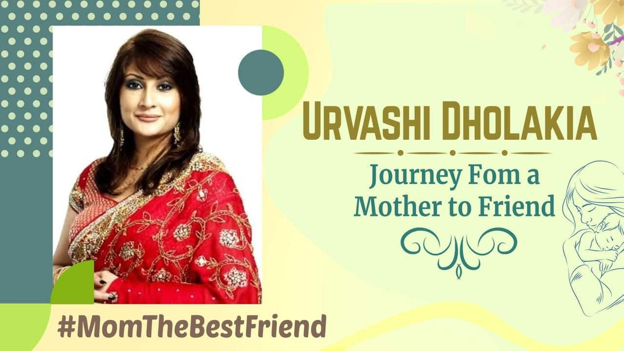 Mothers Day Special   Urvashi Dholakia on Bringing up Two Boys Who Would Use Her Komolika Image to Boss Around