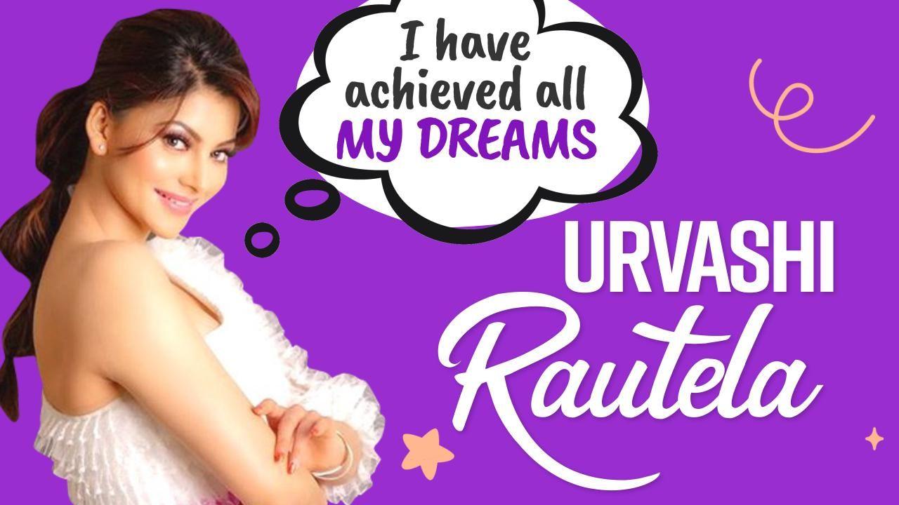 Urvashi Rautela on Versace Baby, Bikini Body, COVID Relief Work, And Making India Proud
