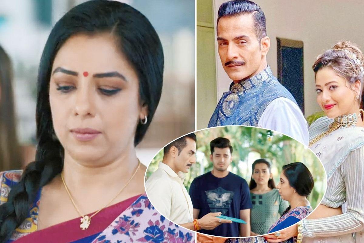 After Kavya Gets Divorced, Vanraj Denies Marrying Her, Reunites With Anupama