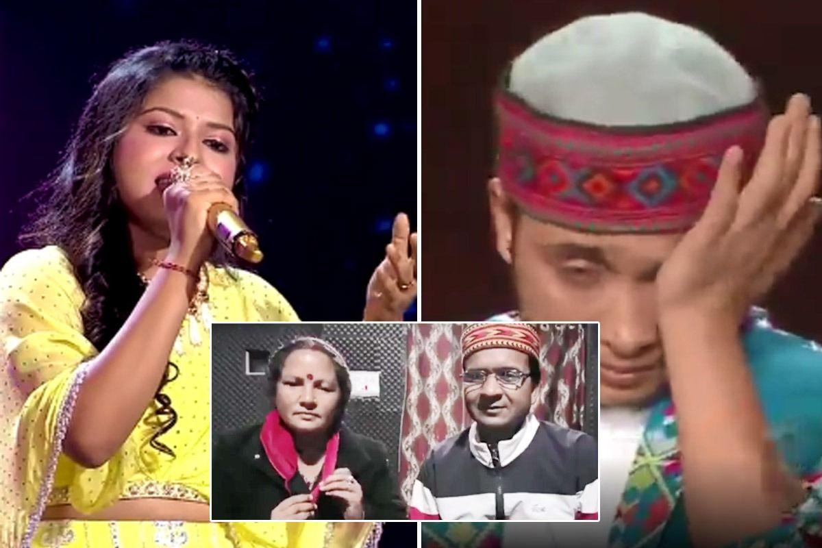 Pawandeep Rajan, Arunita Kanjilal Leave Judges Spellbound With Their Performance on