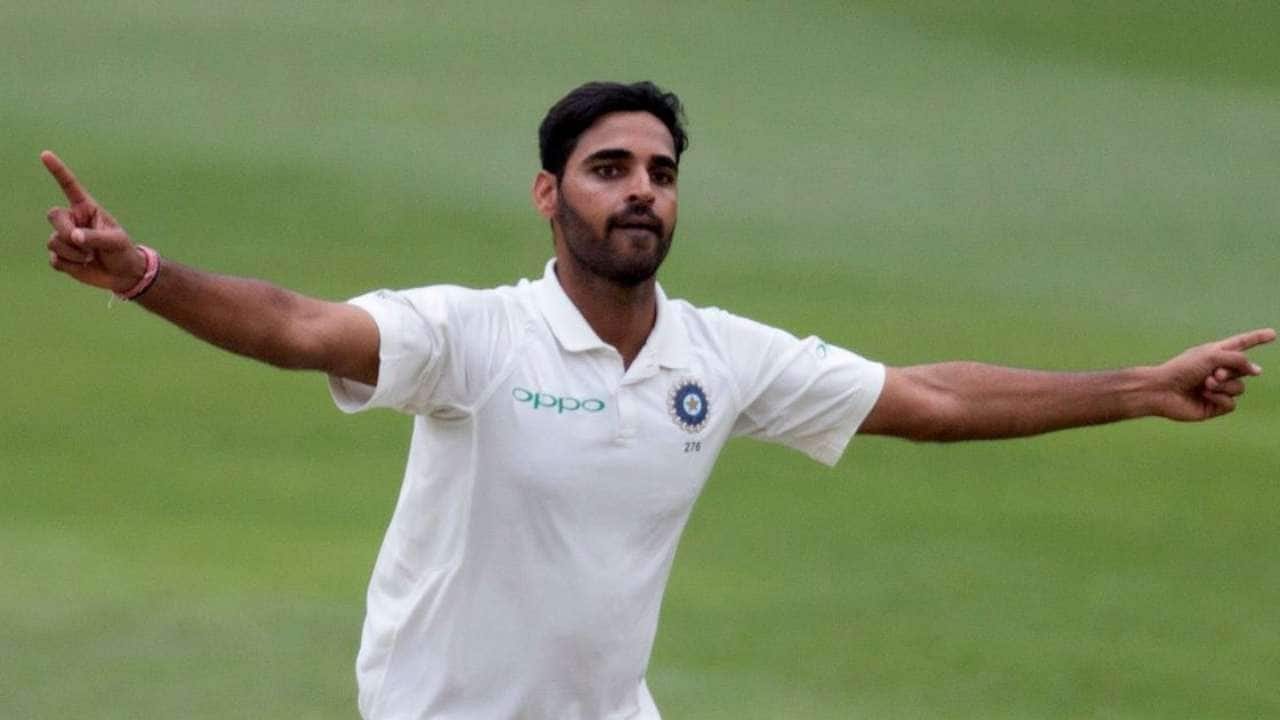 Bhuvi Slams Reports On Test Future
